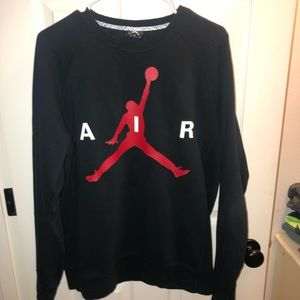 Men's Nike Air Graphic Crewneck Hoodie !!